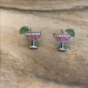 Margarita earrings!